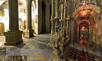Jerusalem Περιηγηθείτε στους Άγιους Τόπους από τον υπολογιστή σας   με τρισδιάστατες φωτογραφίες και βίντεο