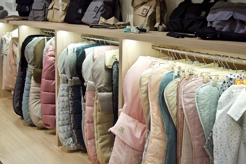 Sacos y textiles para sillas Kidszone de Jané
