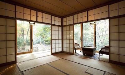 Decoración con Paneles Japoneses