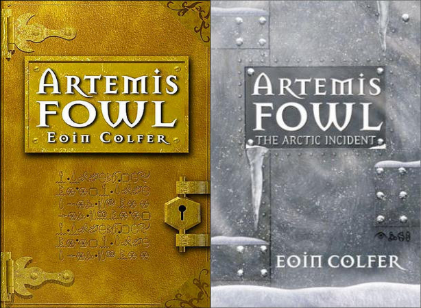 Eoin Colfer S Artemis Fowl Books To Be Adapted By Walt