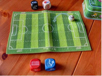 Super Goal, punizione respinta dalla barriera