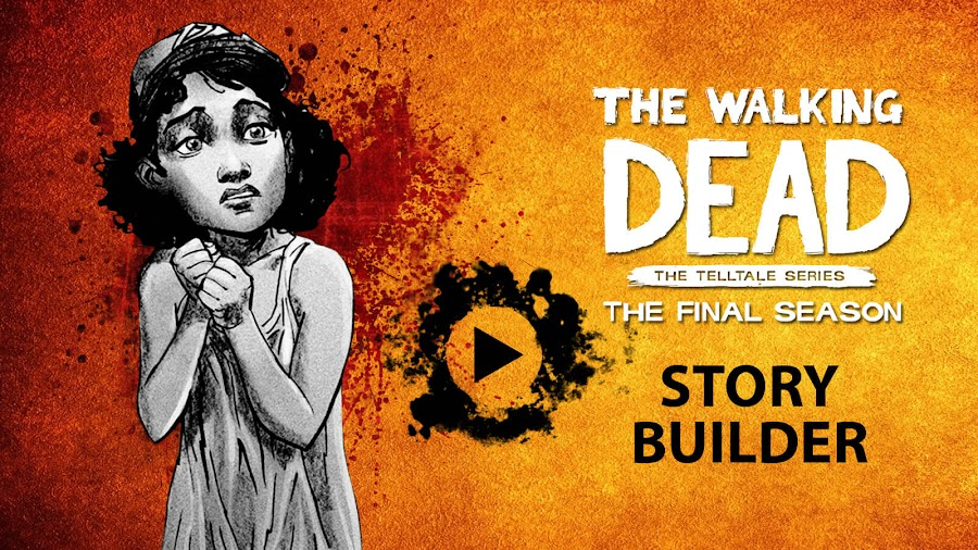 telltale's walking dead story builder game saves