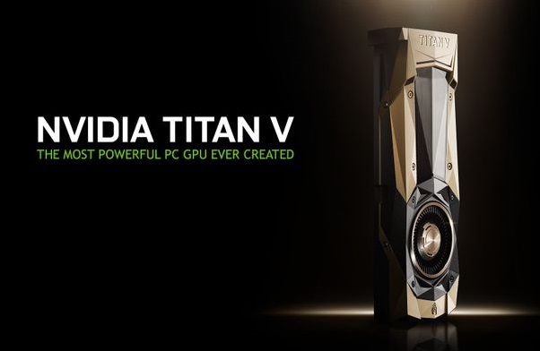 NVIDIA's TITAN V launched as world's most powerful PC graphics card (GPU) with 110 teraflops of power