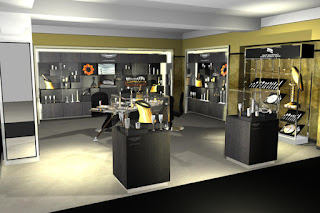 Design of retail store by ignite