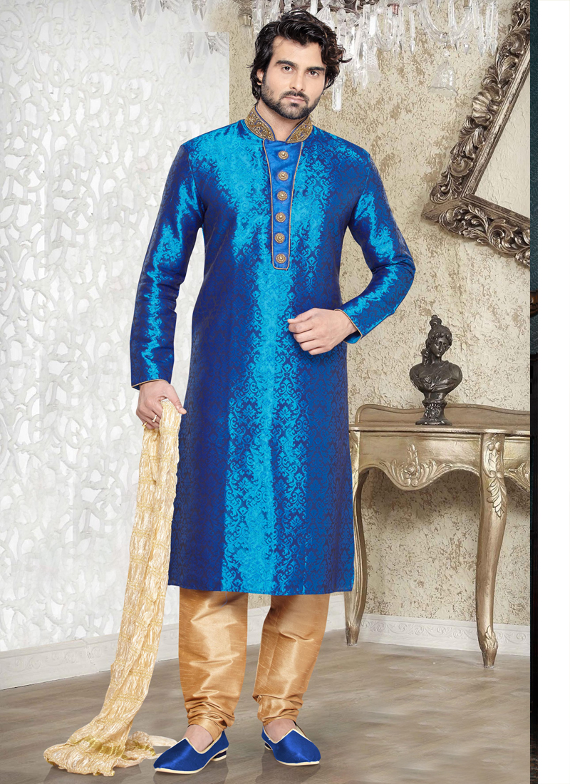 SalwarKameezOnlineShopping: Designer mens sherwani wholesale at ...