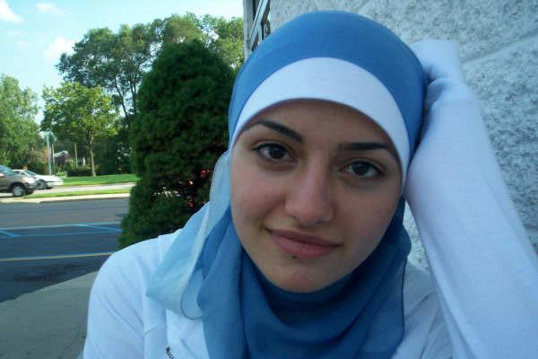 Arabic Teenage School Girls In Hot Looks-3688