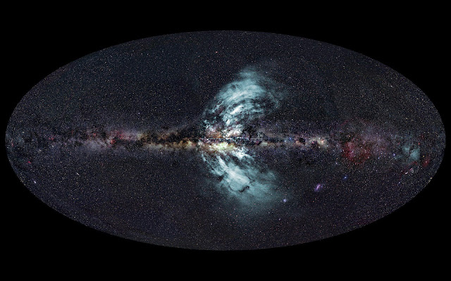 Las mismas estrellas provocan este fenómeno