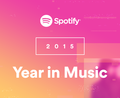 What did YOUR 2015 sound like? - Mix of Everything