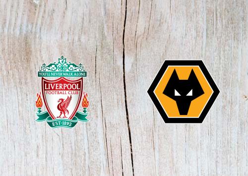 Liverpool vs Wolverhampton Wanderers Full Match & Highlights 12 May 2019