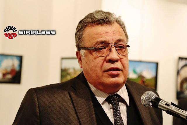 νεκρός Ρώσος πρέσβης Αντρέι Καρλόφ