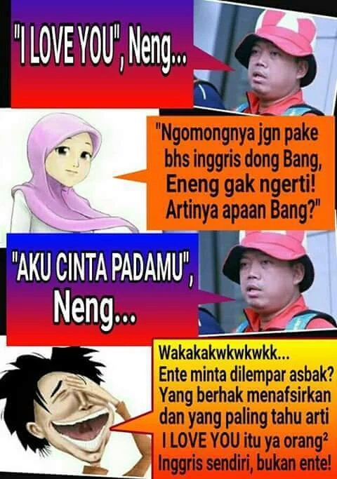 Meme Nusron Wahid