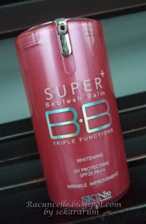Skin79 Hot Pink BB Cream