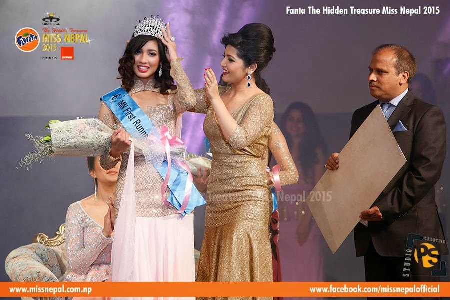miss nepal international 2015 Divyata Baidhya