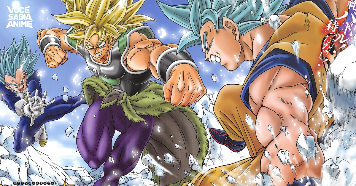 Novo Trailer do Filme de Dragon Ball, Será um Reboot da história do Broly