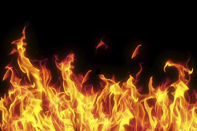 fuego, soñar con fuego, llamarada