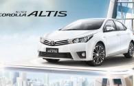 Harga All New Toyota Corolla Altis Surabaya
