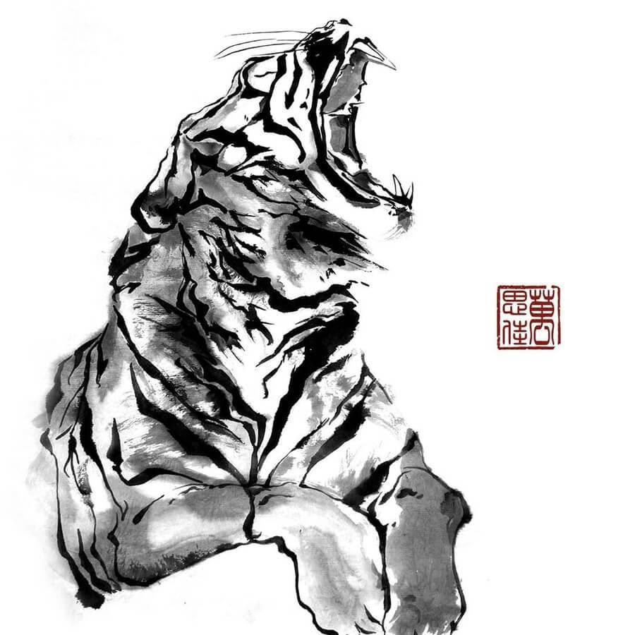 04-Roaring-Tiger-Dirk-Swan-www-designstack-co