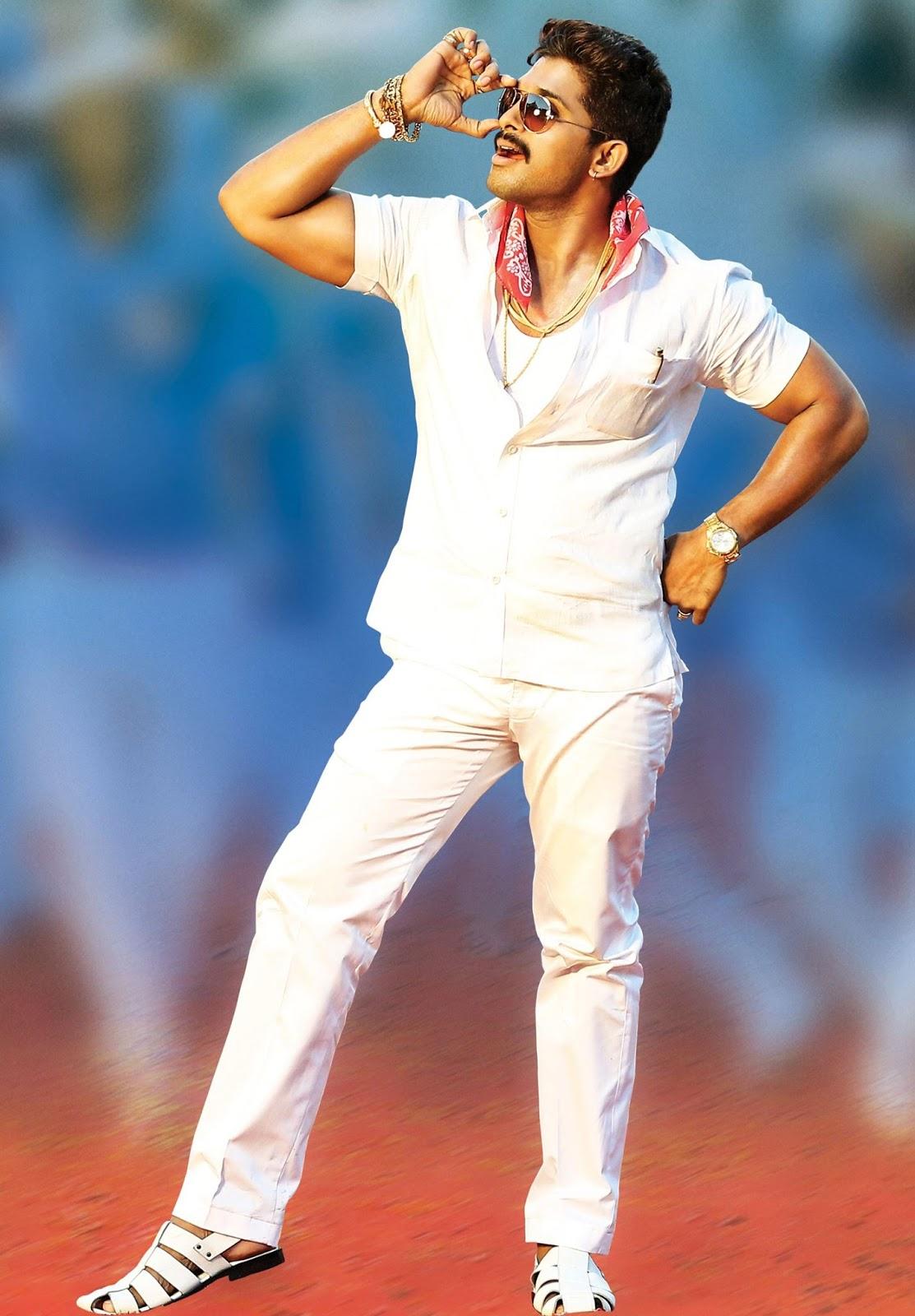 Allu Arjun Sarrainodu Movie New Still - Latest Movie ...