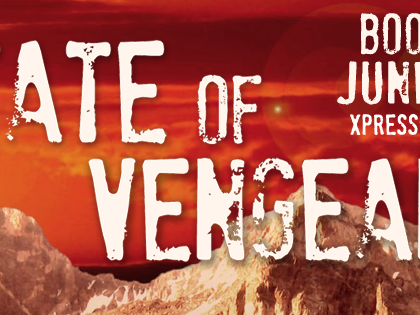 BOOK BLITZ - State of Vengeance by Summer Lane   **GIVEAWAY**