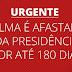 Afastamento de Dilma Rousseff foi aprovado por 55 votos a favor e 22 contra