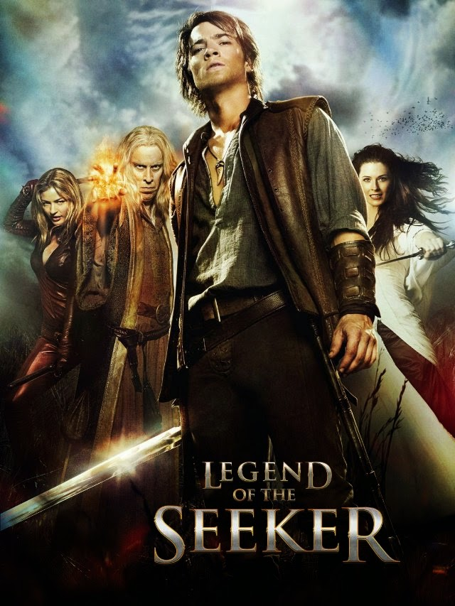 Legend of the Seeker (2008-2009) ταινιες online seires oipeirates greek subs
