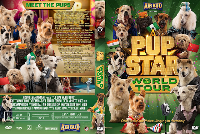 Pup Star World Tour DVD Cover