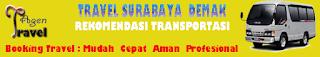 TRAVEL SURABAYA DEMAK
