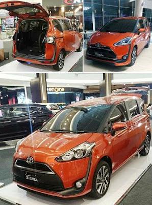 Toyota Sienta Promo Lebaran