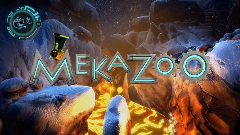 Mekazoo Game Free Download Poster