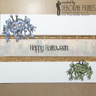 Happy Halloween sq - photo by Deborah Frings - Deborah's Gems