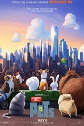 The Secret Life Of pets (2016) BRRip 720p Vidio21