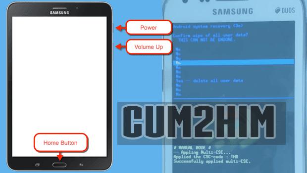 Cara Membuka Pola Samsung Yang Terblokir