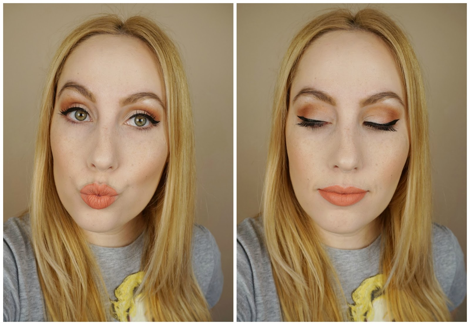 too faced sweet peach challenge week