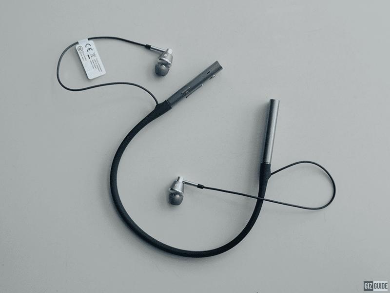Neckband design
