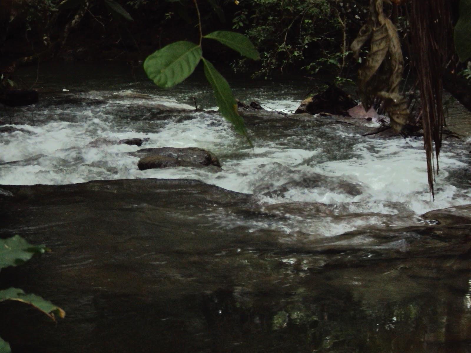 Linda cachoeira no Mato Grosso