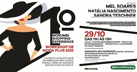 1º MorumbiShopping Experience - Plus Size