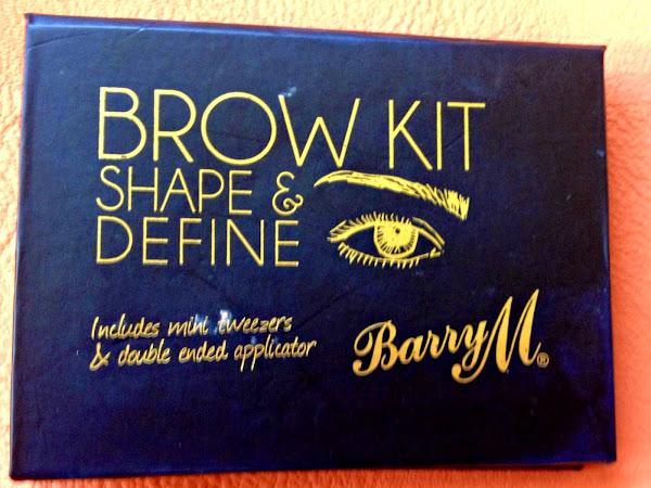 Barry M. Brow Kit