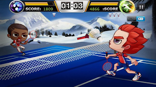 Game Badminton Android