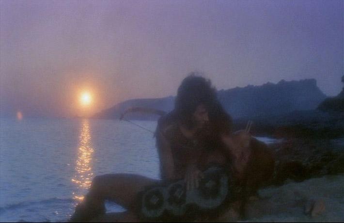 Ilias und Mace wieder vereint. CONQUEST (Lucio Fulci, 1983)