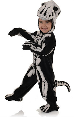 Rex Fossil Child Costume at PartyBell.com