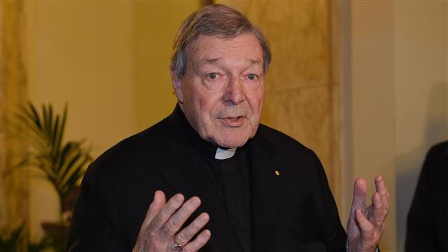Vatican's most senior figure in Australia Cardinal George Pell charged with historical sexual offenses