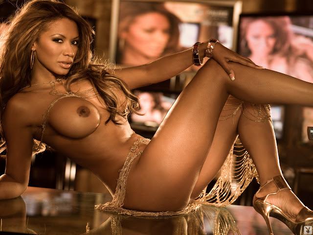 Tracy Bingham ass