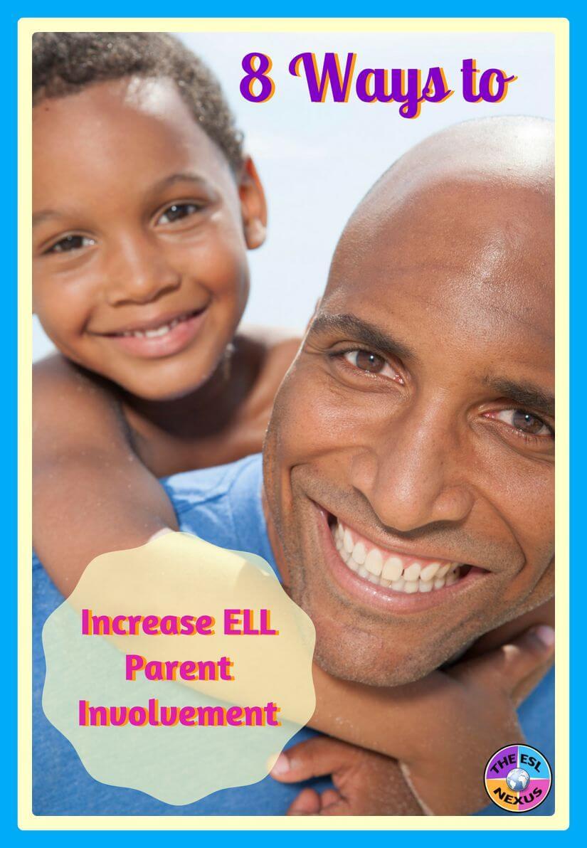 8 Ways to Increase ELL Parent Involvement in School   The ESL Nexus