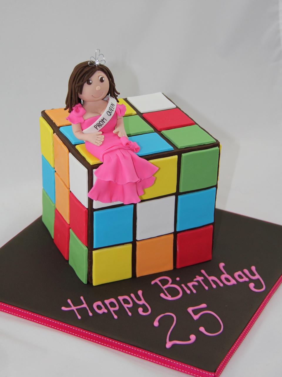 Coco Jo Cake Design 80s Theme