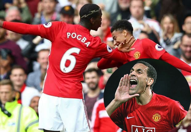 Ferdinand slams Pogba and Lingard for grooving to Wizkid's song