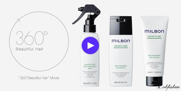 oh{FISH}iee: Review: Global Hair Care Brand \u201cmilbon\u201d Smooth Hair Treatment @ Number76 Hair Salon