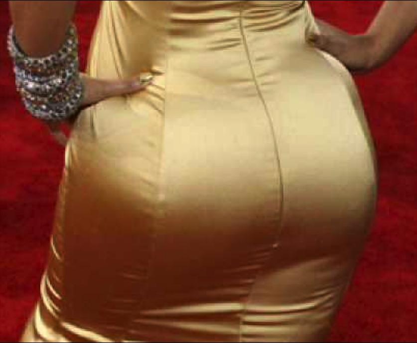 Big butt free