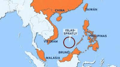 Conflictividad en el mar del sur de China