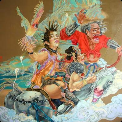 Cool on the World (2008), Liu Yan