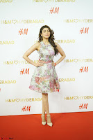 Pranitha Subash in lovely Flower Print Sleeveless Short dress ~  Exclusive 056.JPG